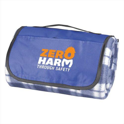 Plaid Picnic Blanket- Zero Harm