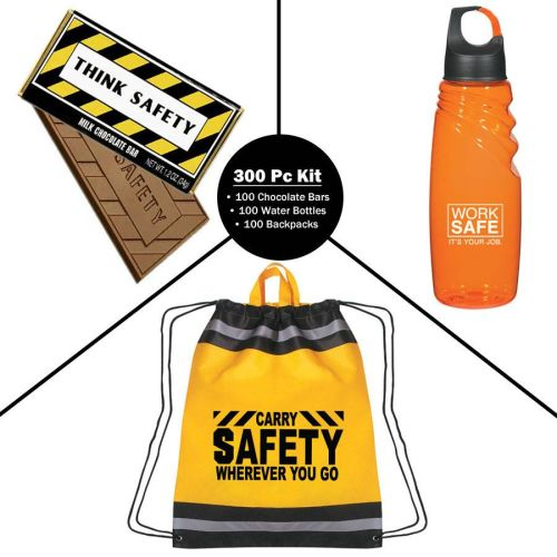 300 Pc. Merit  Safety Prize Package
