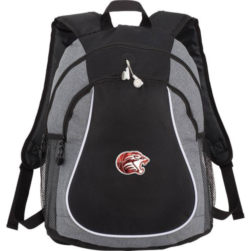 AD010051 Large, Zippered Backpack
