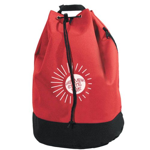 AD010161 Drawstring Duffel Backpack