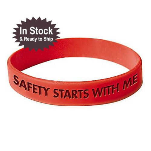 "AD010347S ""Safety"" Awareness  Band"