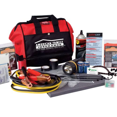 AD010391 58 Pc Roadside Kit