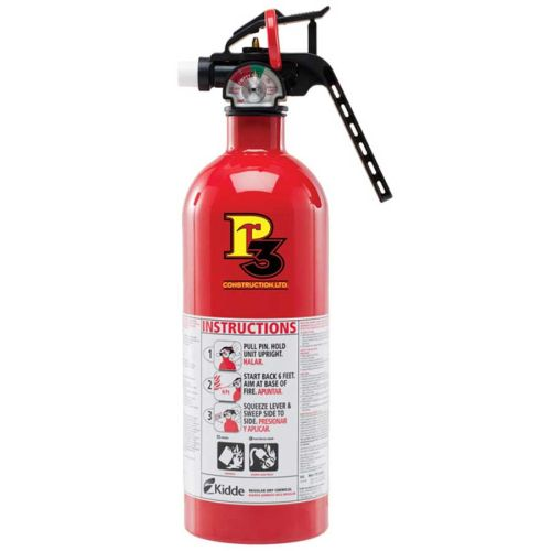 AD010473 Kidde 1.5 lb 5BC Fire Extinguisher