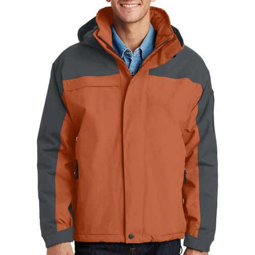 AD010518 Port Authority Sherpa Lined Jacket