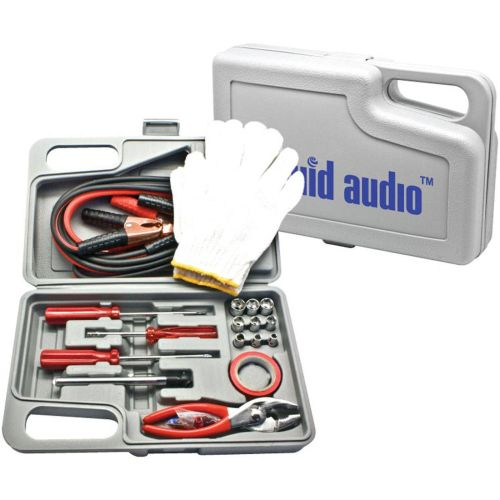 AD010634 50 amp Roadside Emergency Kit -31pc