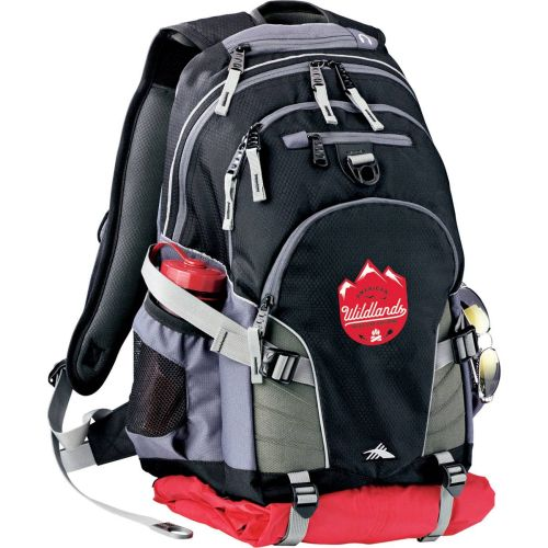 AD010653 High Sierra Multi-Compartment Backpack