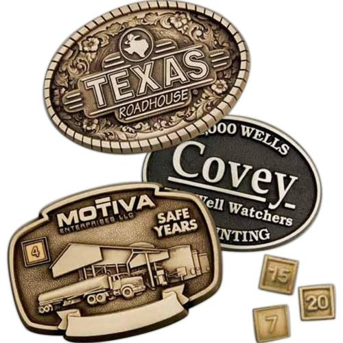 AD011039 Custom Belt Buckles