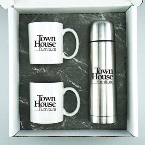 AD011218 Thermos/Mugs Gift Set