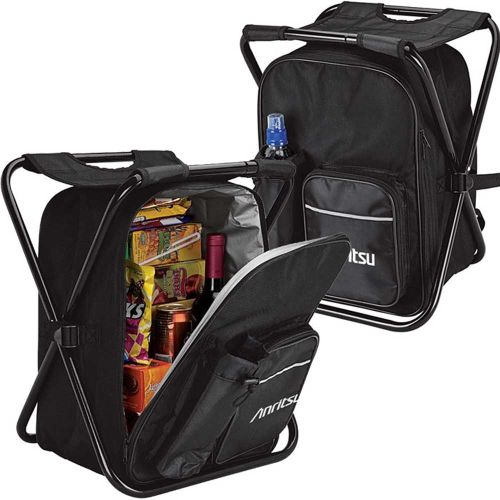 3-In-1 Cooler,  Backpack & Chair