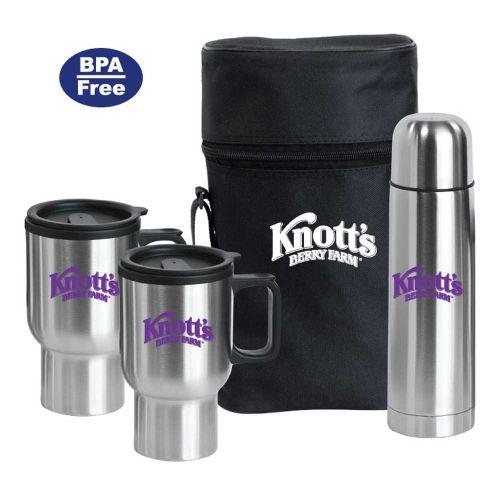 Thermos & Mug Set