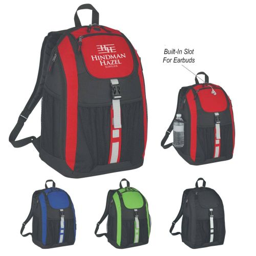 AD012005 Deluxe Hiking Backpack