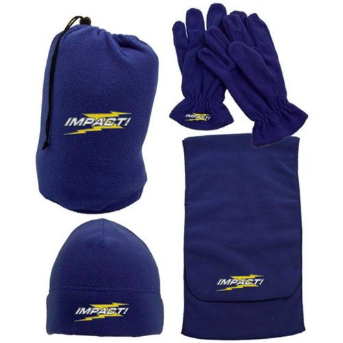 AD012115 Anti-Pill Winter Fleece Set
