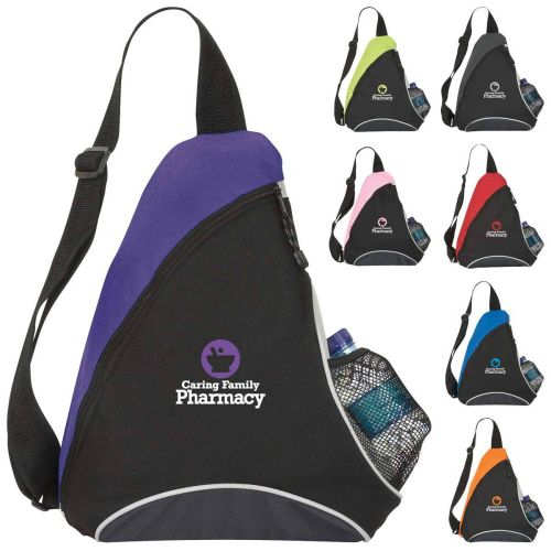 AD012118 Colorful Slingpack Backpack AD012118