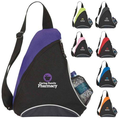 AD012118 Colorful Slingpack Backpack AD012118