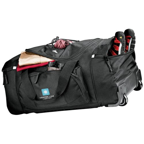 "AD012345 High Sierra® 26"" Wheeled Duffel"
