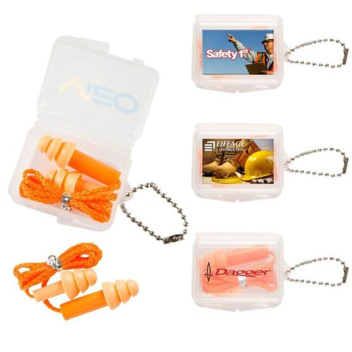 AD013205 Silicone Ear plugs