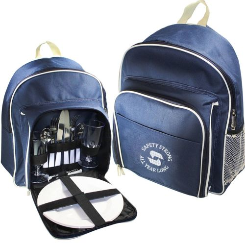AD013507 2-Person Picnic Cooler Backpack