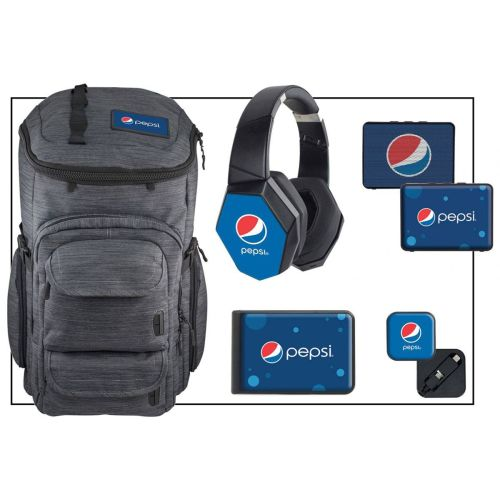 AD013724 5 Piece Electronic Backpack Set