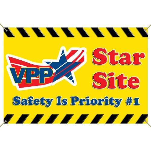 VPP Safety #1 Commitment Banner