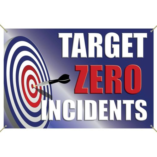 Target Zero Incidents Banner