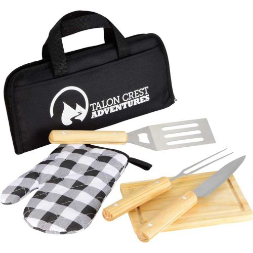 AD0138486 5pc BBQ Set