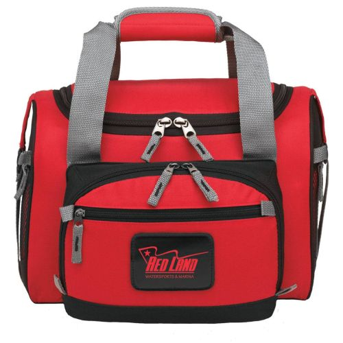 AD0138537 12-Can Convertible Duffel Cooler Bag