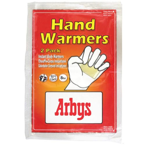 AD0138557 Instant Hand Warmer Two-Pack