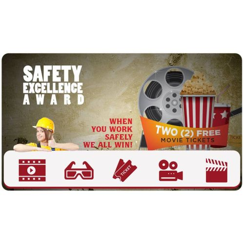 NS013587 2 Movie Ticket Gift Card