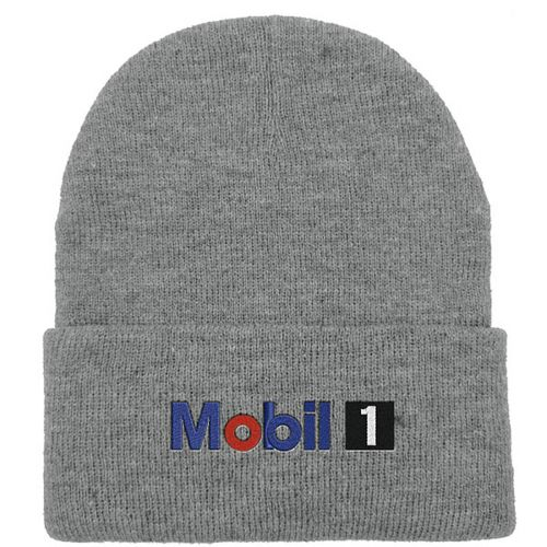 AD011129 Long Knit Beanie-12""