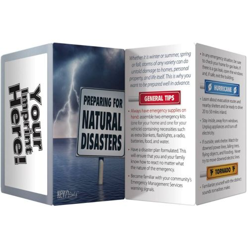 AD012797 Natural Disasters Safety Tips