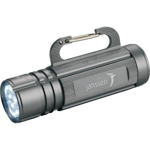 Hook Flashlight with Carabiner