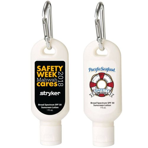 AD0138570 SPF30 Sunscreen with Carabiner