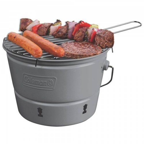 AD0138650 Coleman Charcoal Grill With Carrying Case