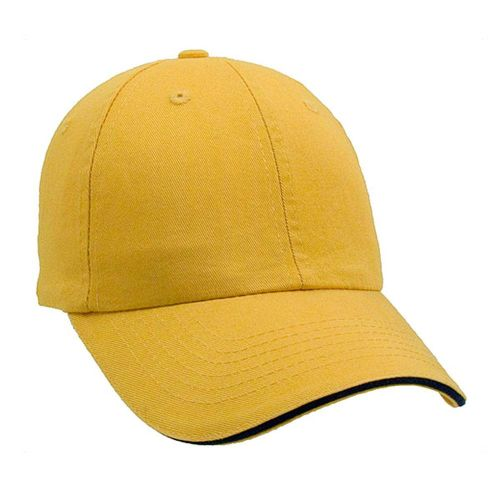 Mustard & Navy