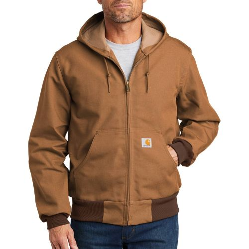 AD0138682 Carhartt ® Thermal-Lined Duck Active Jacket