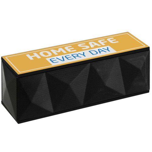 NS013577  RoxBox™ Bluetooth Speaker- Home Safe Design