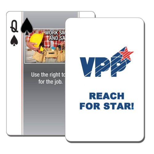 NS0138705 VPP Reach For Star -Playing Cards