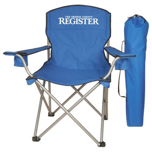 AD010035 Deluxe Captain Folding Chair