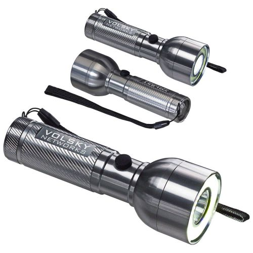 AD0138740 Aluminum Flashlight