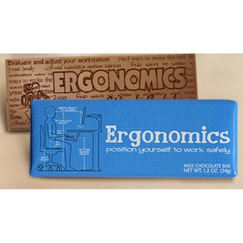 AD0138742 Ergonomics Chocolate Bar