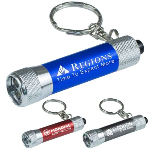 AD0138746Mini 3 LED Aluminum Keychain Keylight