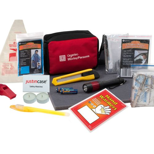 AD0138795 Auto Safety Packe Survival Kit