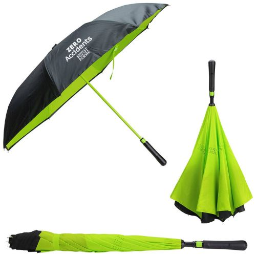 AD0138831 Two-Tone Inversion Umbrella