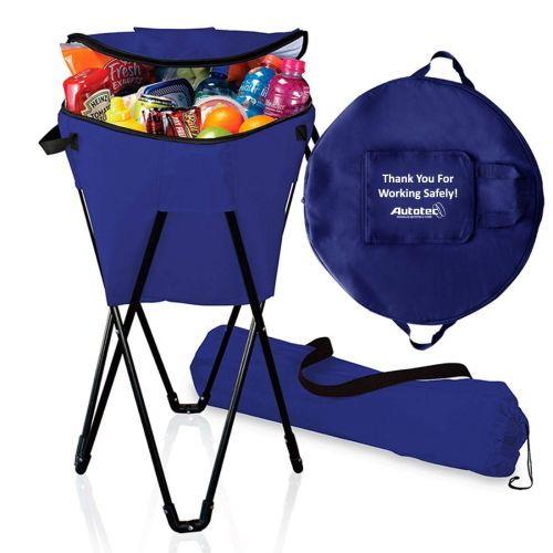 AD01388990 Insulated Beverage Cooler Tub w/ Stand