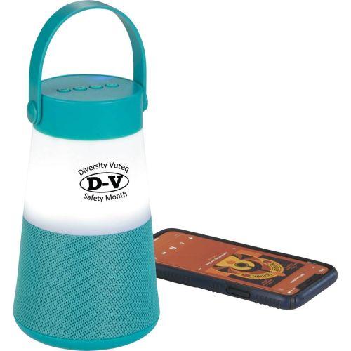 AD01388997 Lantern Light Up Bluetooth Speaker