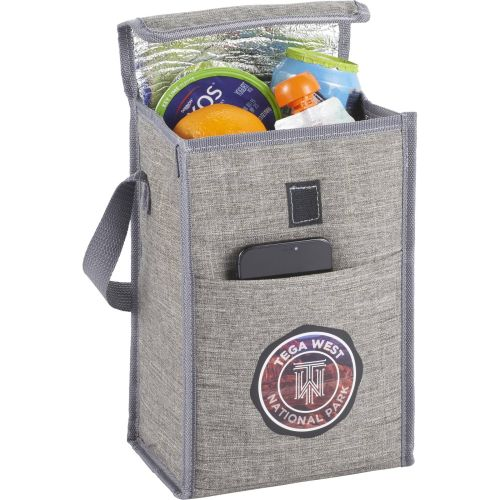 AD01389020 Reclaim Recycled 4 Can Lunch Cooler
