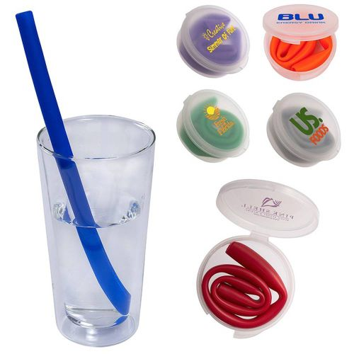 AD01389032  SILICONE DRINKING STRAW