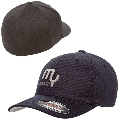 AD01389033 FLEXFIT® WOOL BLEND FITTED CAP