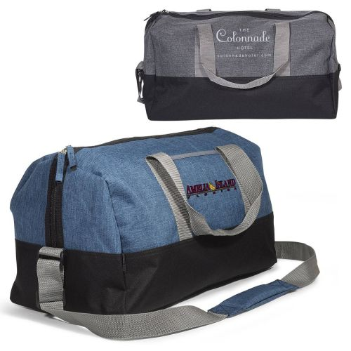 AD01389037 STRAND SNOW CANVAS DUFFEL BAG