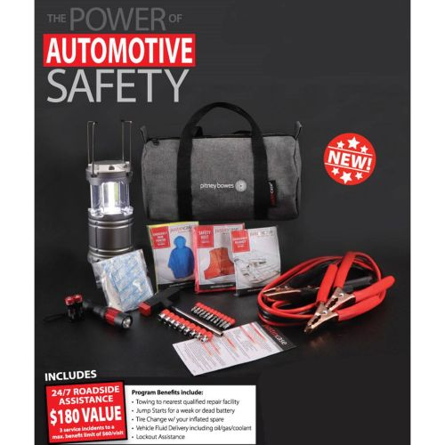 AD01389079 Deluxe Roadside Safety Kit